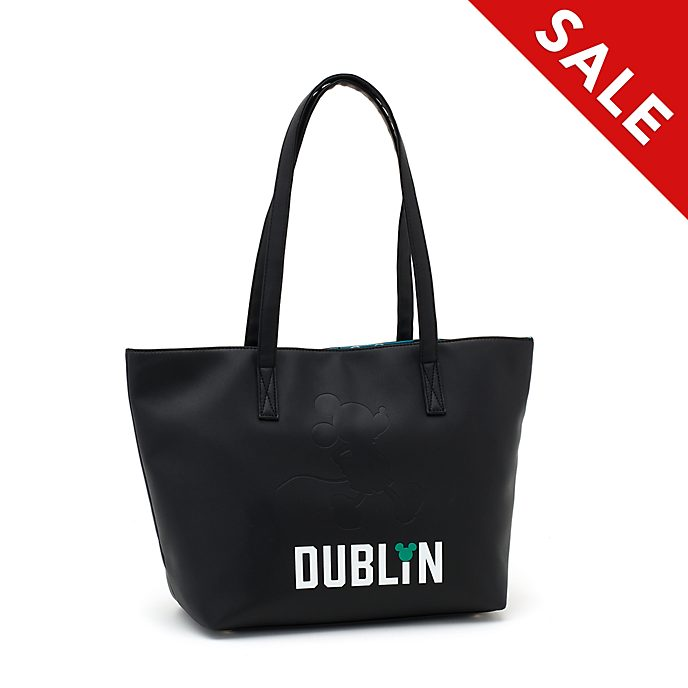 Disney Store Mickey Mouse Dublin Tote Bag