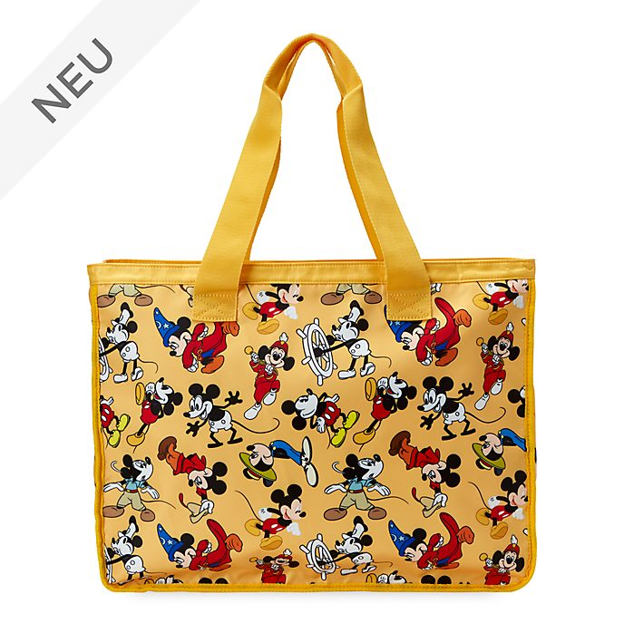 Disney Store - Micky Maus - Through the Ages - Henkeltasche