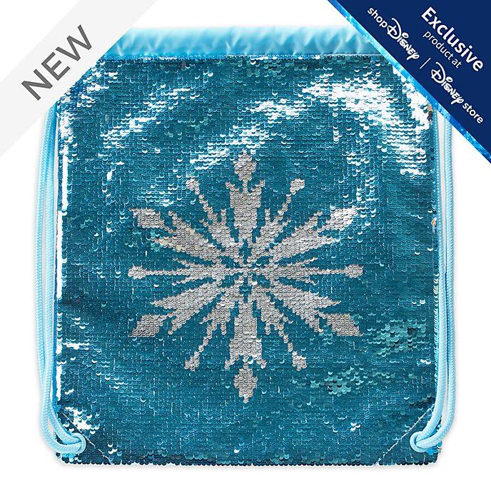 Disney Store Frozen 2 Reversible Sequin Swim Bag