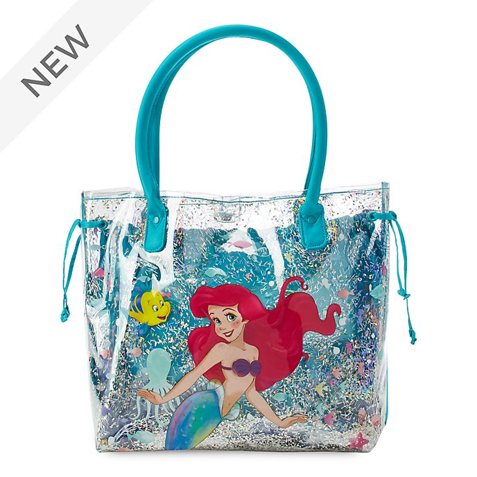 Disney Store The Little Mermaid Swim Bag
