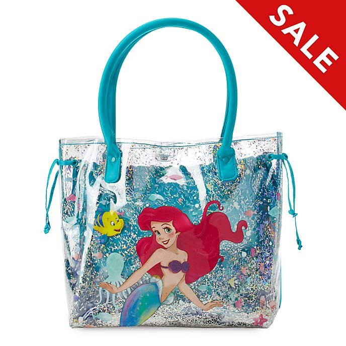 Disney Store The Little Mermaid Swim Bag