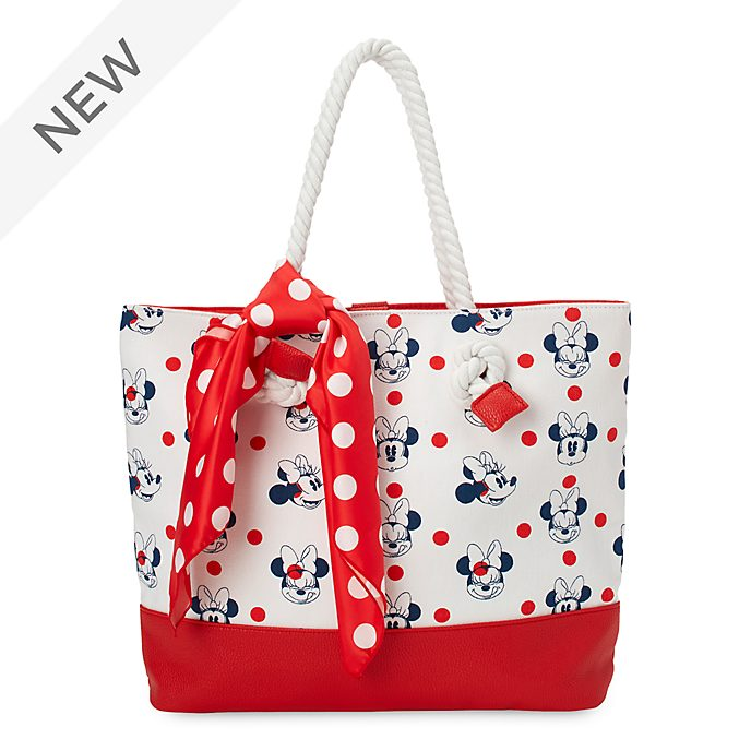 Disney Store Minnie Mouse Swim Bag