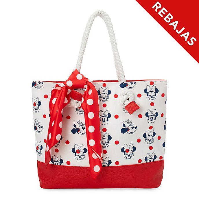 Bolso de playa Minnie Mouse, Disney Store