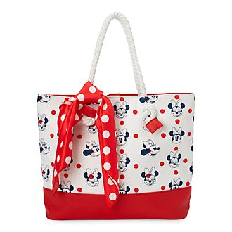 Bolso de playa Minnie Mouse, Disney Store