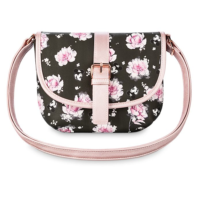 Loungefly Positively Minnie Saddle Bag