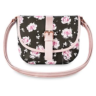 Loungefly Positively Minnie Saddle Bag