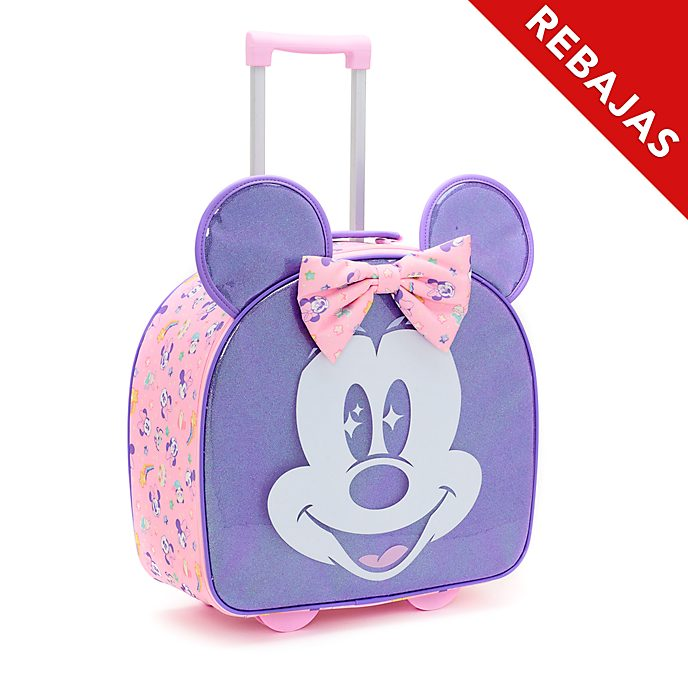 Maleta con ruedas Minnie Mouse Mystical, Disney Store