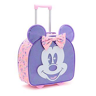 Disney Store Valise à roulettes Minnie Mystical