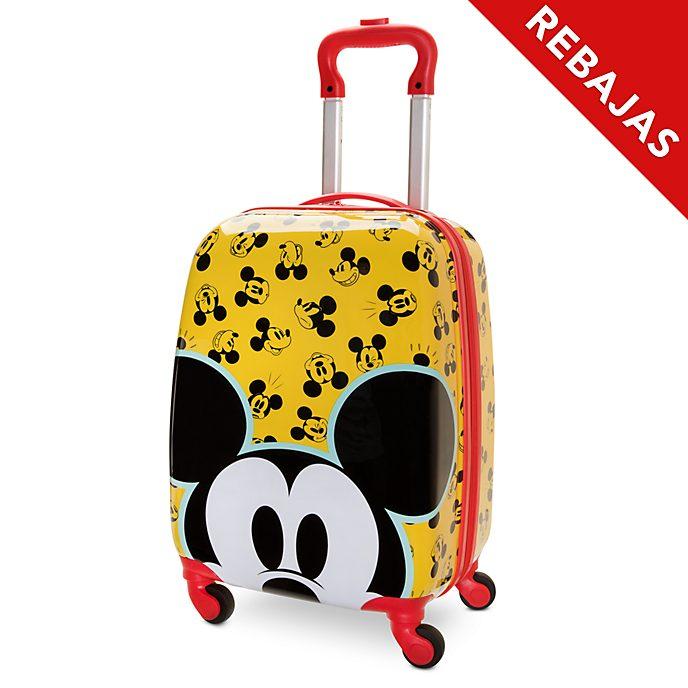 Maleta con ruedas Mickey Mouse, Disney Store