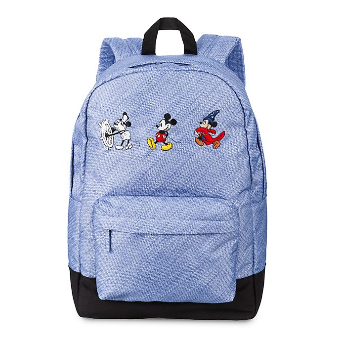 Disney Store - Micky Maus - Through the Ages - Rucksack