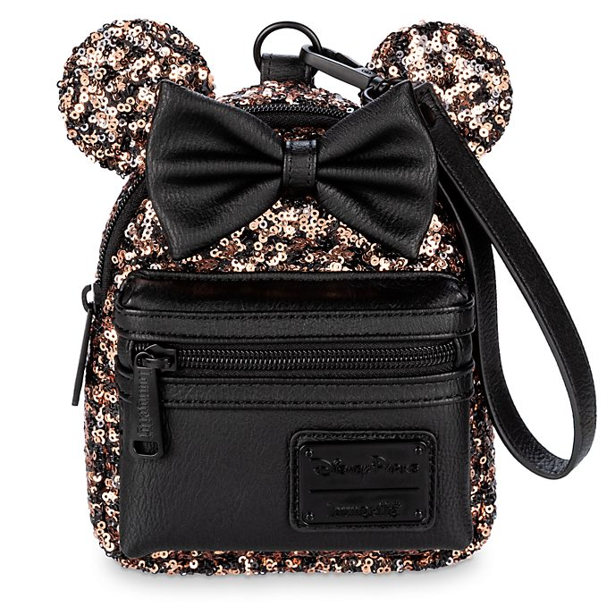 Mini borsa con paillettes Belle of the Ball Minni Loungefly