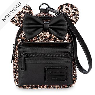 Loungefly Mini sac à sequins Minnie Belle of the Ball