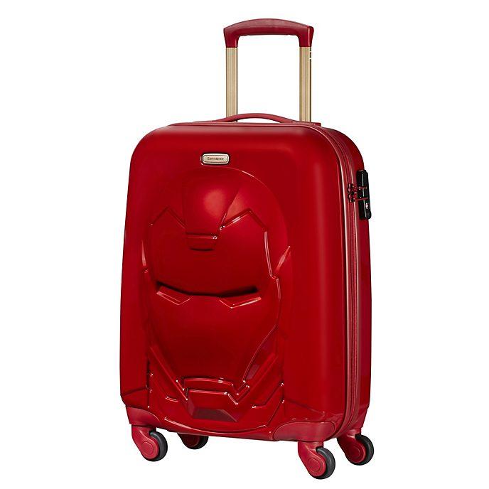 Samsonite Iron Man Small Rolling Luggage