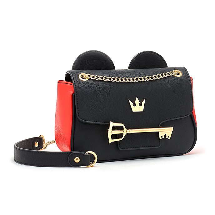 Loungefly Kingdom Hearts Crossbody Bag