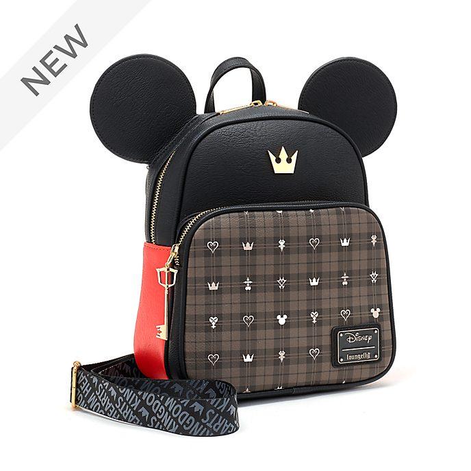 Loungefly Kingdom Hearts Mini Backpack