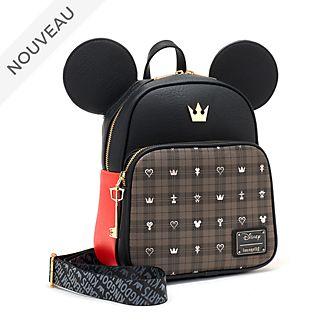 Loungefly Mini sac à dos Kingdom Hearts