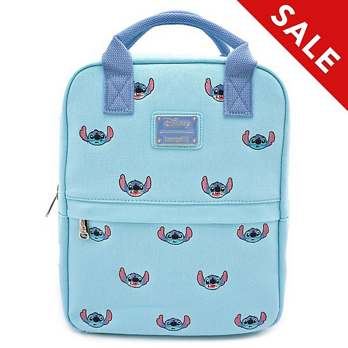 Loungefly Stitch Canvas Backpack