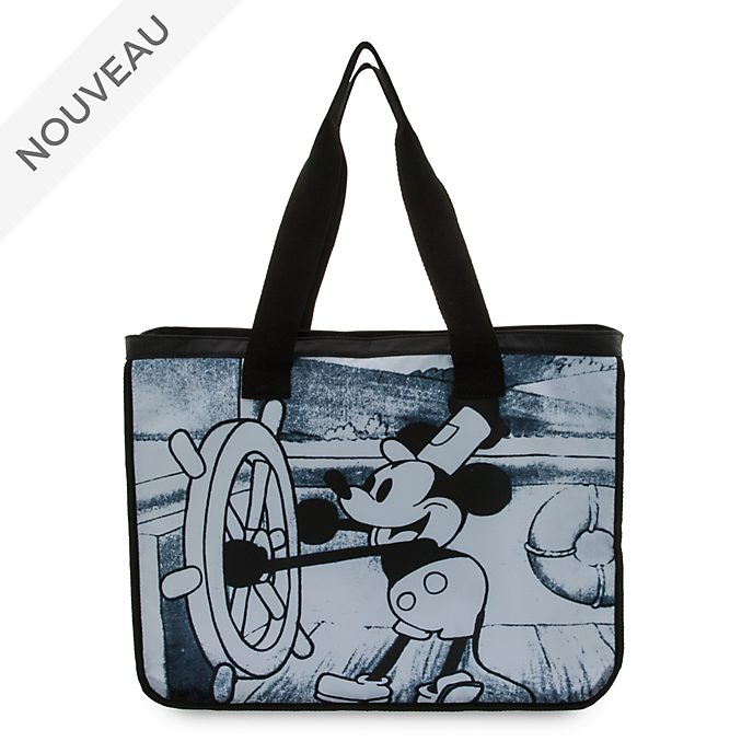 Disney Store Sac fourre-tout Steamboat Willie
