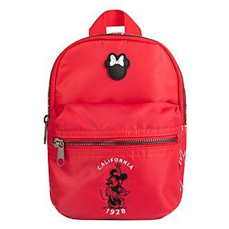 Disney Store - Minnie Maus - Rot-weißer Mini-Rucksack