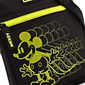 Disney Store Mickey Mouse: Neon Festival Crossbody Bag