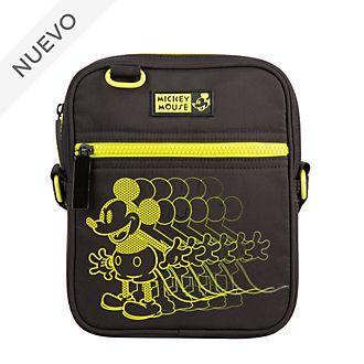 Bolso bandolera Mickey Mouse: Neon Festival, Disney Store