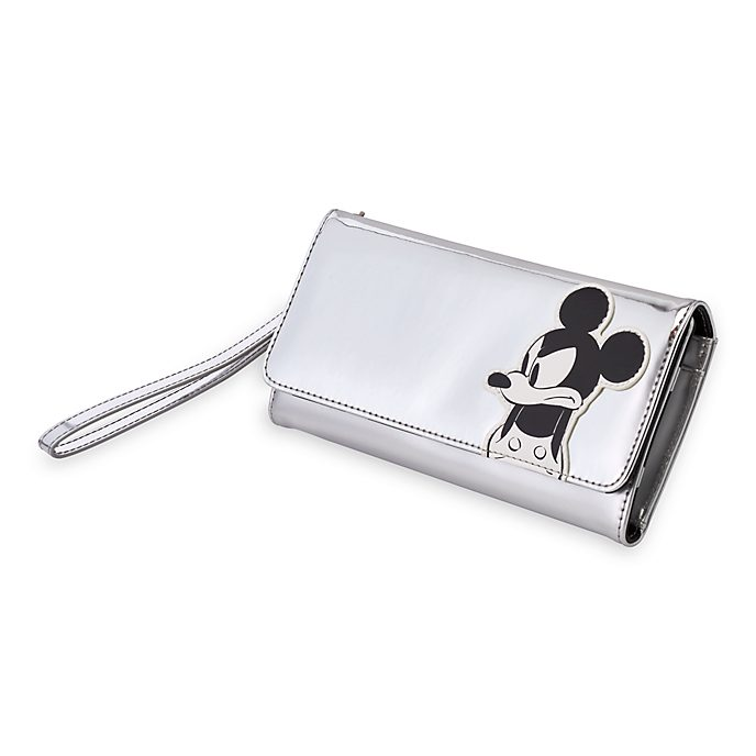 Cartera Mickey Mouse Greyscale Collection, Disney Store