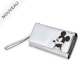 Disney Store Portefeuille Mickey Mouse Greyscale