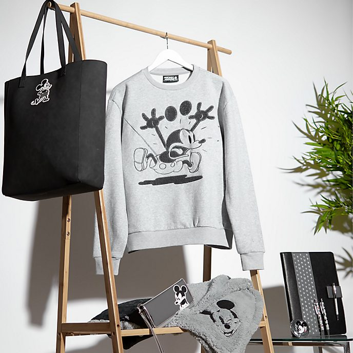 Disney Store Mickey Mouse Greyscale Collection For Adults