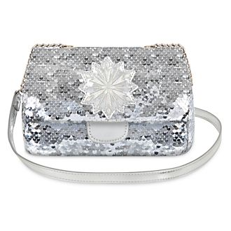 Disney Store Frozen 2 Reversible Sequin Crossbody Bag