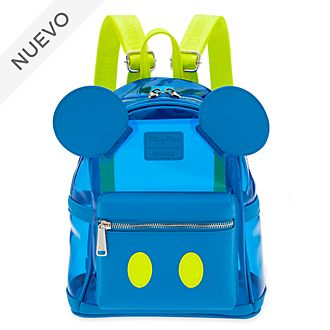 Minimochila Mickey Mouse, Neon Summer, Loungefly