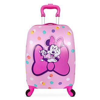 Disney Store Valise à roulettes Minnie