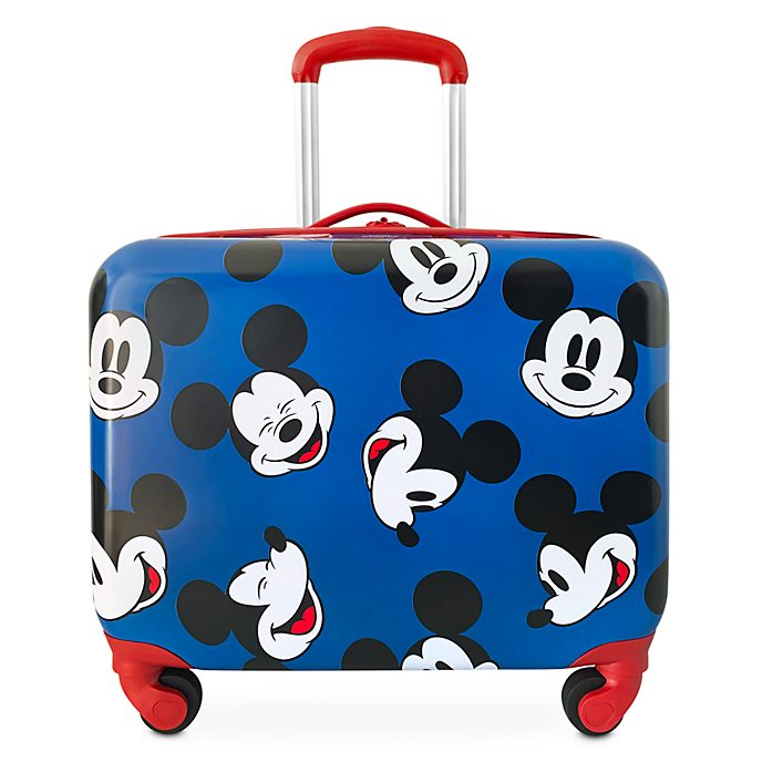 Disney Store Valise à roulettes Mickey