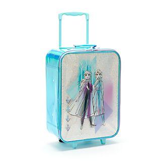 Disney Store Valise à roulettes Anna et Elsa, La Reine des Neiges2