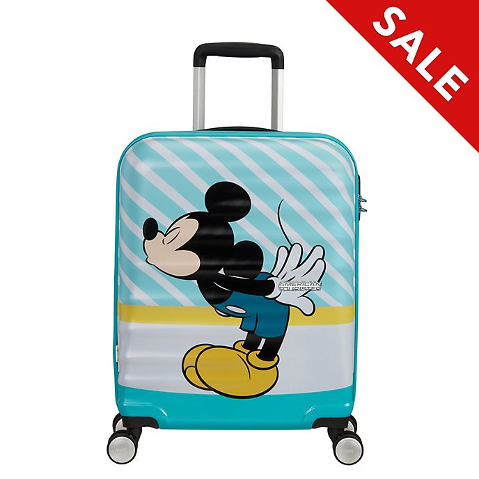 American Tourister Mickey Mouse Small Rolling Luggage