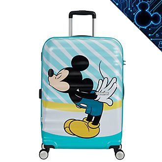 American Tourister Mickey Mouse Medium Rolling Luggage