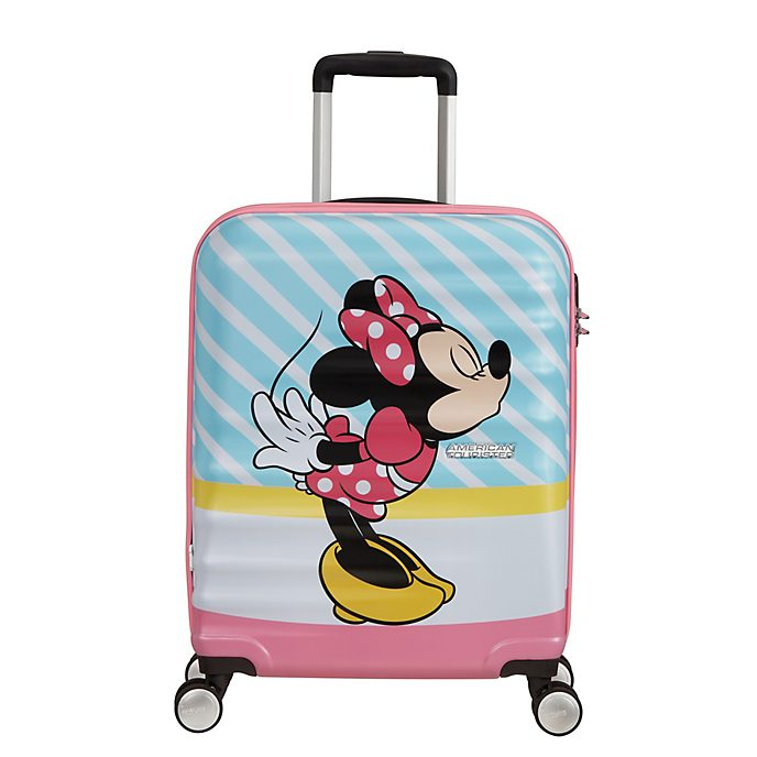 American Tourister Minnie Mouse Small Rolling Luggage