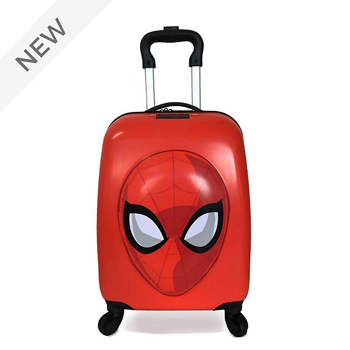 Disney Store Spider-Man and Venom Rolling Luggage