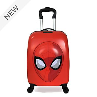 Disney Store Spider-Man and Venom Rolling Luggage