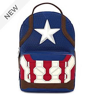 Loungefly Captain America Mini Backpack