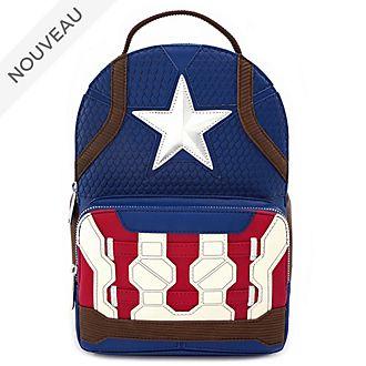 Loungefly Mini sac à dos Captain America