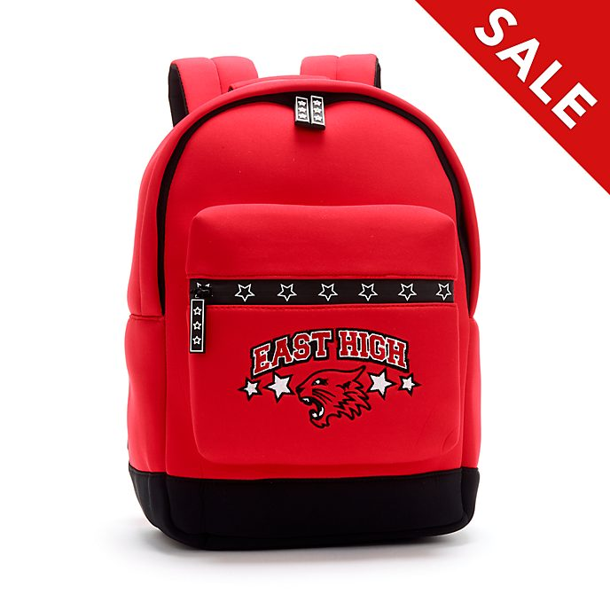 Disney Store East High Backpack, High School Musical
