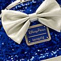 Loungefly Mini sac à dos Minnie Mouse Wishes Blue