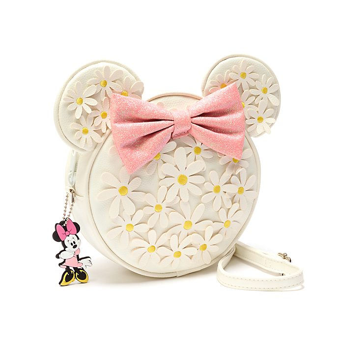 Disney Store Minnie Mouse Floral Fashion Bag