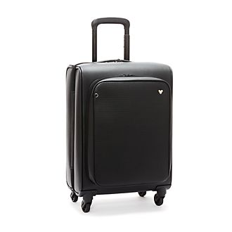 Disney Store Mickey Mouse Icon Rolling Luggage
