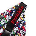Disney Store Mickey Mouse Colour Block Belt Bag