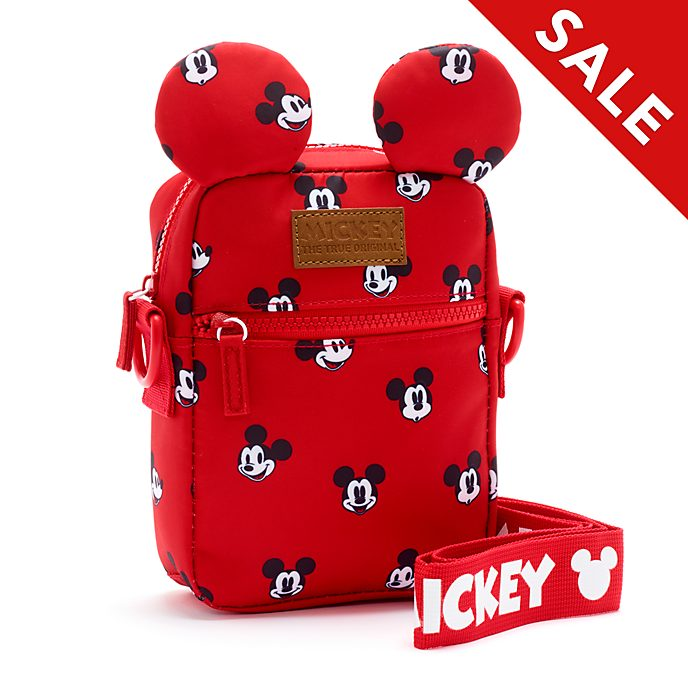 Disney Store - Micky Maus - Kuriertasche in rot