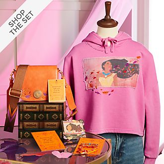 Disney Store Pocahontas Collection For Adults
