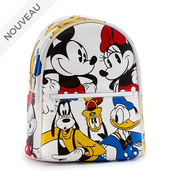 Disney Store Sac à dos Mickey et ses amis