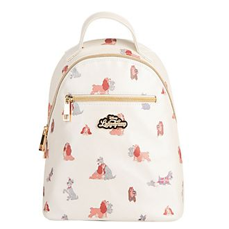 Disney Store Lady and the Tramp Backpack