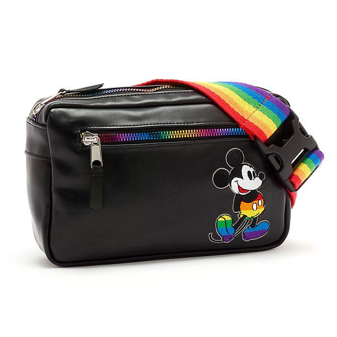 Disney Store Mickey Mouse Rainbow Disney Belt Bag